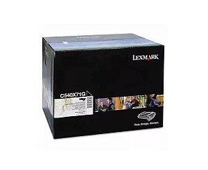 Kit Lexmark C540x71g Unidade De Imagem + Toner Preto