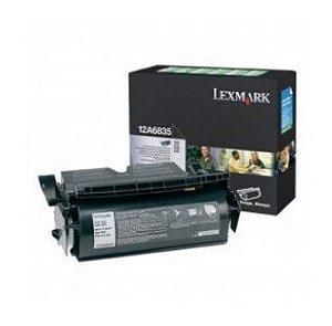 Cartucho de Toner LEXMARK Optra T520/22 20K - 12A6835