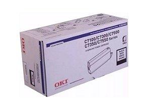 Cartucho de toner Preto 10k C7300/C7500 OKI - 41963004 (VENCIDO)