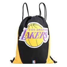 Mochila Saco com Alça Lakers