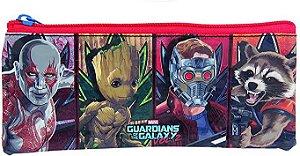 Estojo Escola Marvel Guardiões da Galáxia