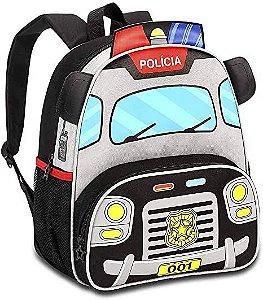 Mochila Cliokids Polícia
