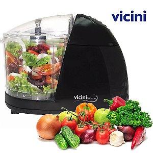 Mini Processador De Alimentos Tritura, Mói Pica Vicini 220V