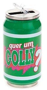 Copo Latinha Garrafa Golly
