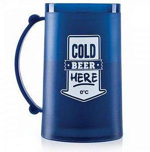 Caneco Congelável Cerveja Gelada ludi