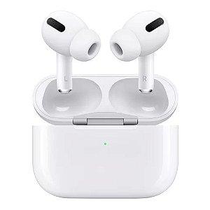 Fone de Ouvido Sem Fio Bluetooth Branco Intra Auricular Esportivo Mãos Livres