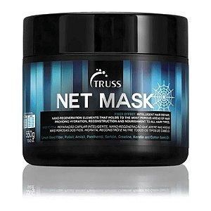 Truss Net Mask 550g Máscara Efeito Teia