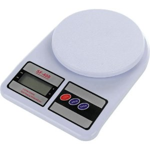 Balança Cozinha Digital Domestica 10kg Alta Precisão Dieta