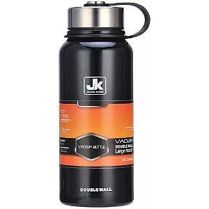 Garrafa Termica Aço Inox A Vácuo Vacuum Bottle Dupla Parede Água Suco 650ml