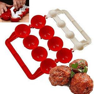 Maquina Fazer Almondegas Stuffed Meatball Modelador Recheado
