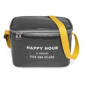 Bolsa Térmica Cooler Happy Hour