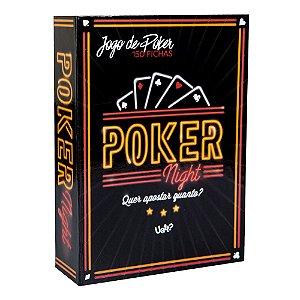 Jogo de Poker 150 Fichas - Poker Night