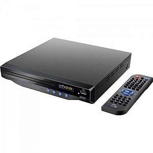 DVD Player com Saída HDMI 5.1 Canais/ Karaoke/ USB SP193