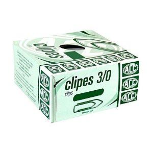 Clipes Para Prender Papéis Galvanizados ACC