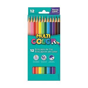 Lápis de Cor Multi Color Faber-Castell