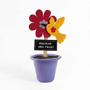 Mini Vaso de Mesa