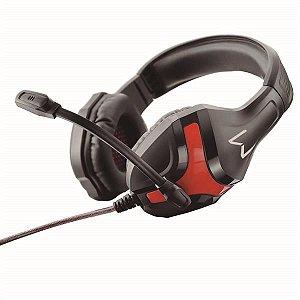 Fone De Ouvido Multilaser Headset Warrior Gamer
