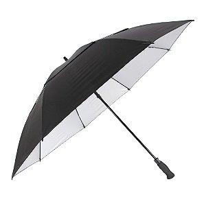 Guarda-chuva Maxi Portaria Duplo com Proteção Solar