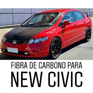 Fibra de Carbono para Civic 07-11