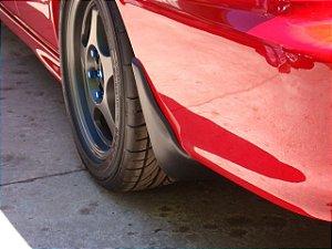 Mudflaps para Civic 96-00 sedan e coupe