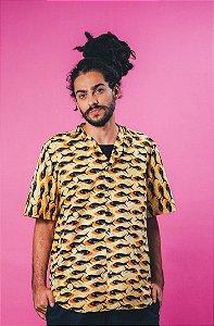 Camisa - estampa de peixe