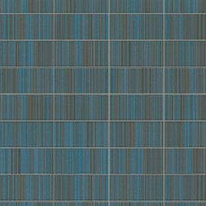 Papel de Parede Geométrico azul e Preto