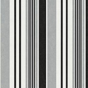 Papel de Parede Listrado tons de Cinza, preto e Branco