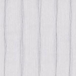 Papel de Parede Listrado branco com Azul
