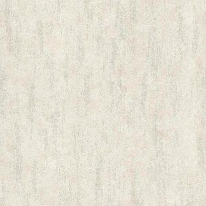 Papel de Parede com Ranhuras Off-White