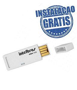 Adaptador USB Wifi 150m Intelbras WBN 900