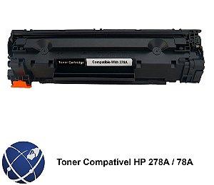 Toner HP P1606 | P1566 | P1560 | CE278A | 278A Compatível