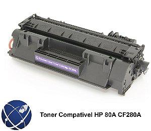 Toner Compatível HP 80A