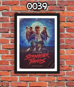 QUADRO STRANGER THINGS 2