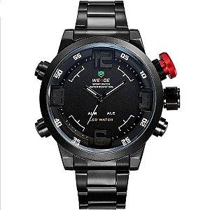 Relógio Masculino Weide Anadigi WH-2309 PT-BR