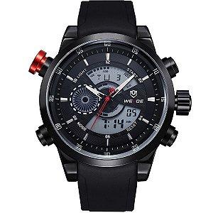 Relógio Masculino Weide Anadigi WH-3401 PT-BR