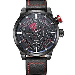 Relógio Masculino Weide Analógico WH-5201 PT-VM