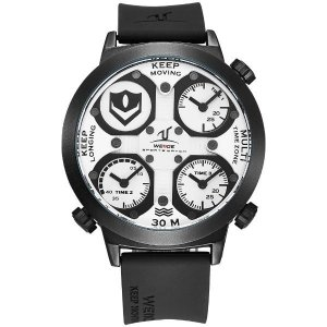 Relógio Masculino Weide Analógico  UV-1503 PT-BR