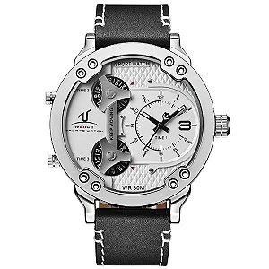 Relógio Masculino Weide Analógico  UV-1506 PR-BR