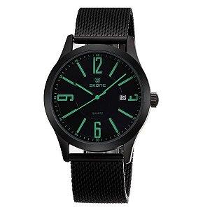 Relógio Masculino Skone Analógico 7347BG - VR