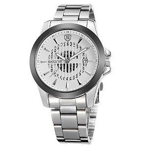 Relógio Masculino Skone Analógico 7232BG - BR
