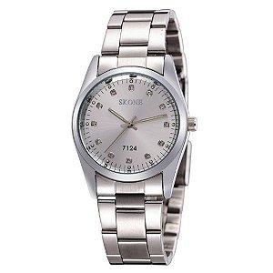 Relógio Masculino Skone Analógico 7124 PR