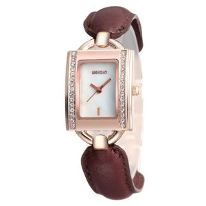 Relógio Feminino Weiqin Analógico W4492 MR