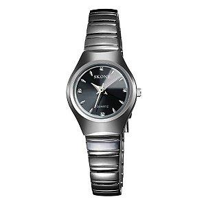 Relógio Feminino Skone Analógico 7101L PT