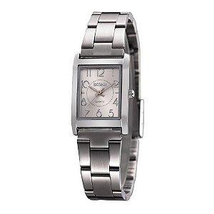 Relógio Feminino Skone Analógico 7158L PR