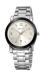 Relógio Masculino Weiqin Analógico W0074BG - PR