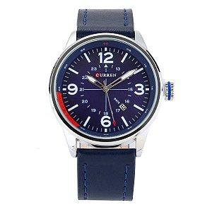 Relógio Masculino Curren Analógico 8215 AZ