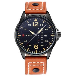 Relógio Masculino Curren Analógico 8224 MR
