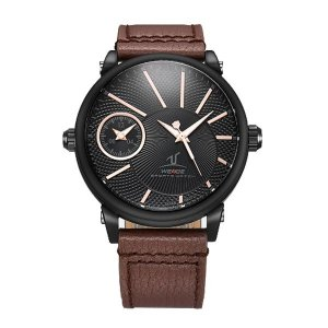Relógio Masculino Weide Analógico UV-1508 PT-MR