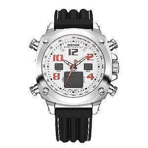 Relógio Masculino Weide Anadigi WH-5208 VM