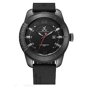 Relógio Masculino Weide Analógico UV-1603 PT